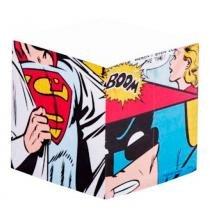 Bloco De Anotações Dc Commics Super Homem - Versare Anos Dourados