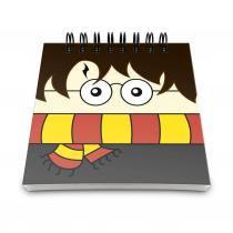 Bloco de Anotações - Harry Potter - L3 store