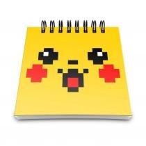 Bloco de Anotações - Pikachu - L3 store