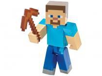 Bloco de Montar Boneco Minecraft Steve - Mattel