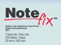 Bloco Note Fix Nf7 100 Folhas 76x102mm Azul Hb00416115 3m - 952370