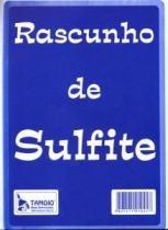 Bloco Rascunho Sulfite 1/36 50fls 01040 Tamoio - 1