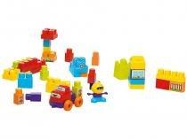 Blocos de Montar 39 Peças Super Blocks - Calesita