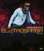 Blu-Ray Alexandre Pires - Eletrosamba Ao Vivo - 2012 - 953093