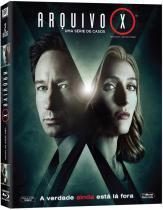 Blu-Ray Arquivo X - Décima Temporada (2 Bds) - 1