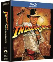 Blu-Ray Indiana Jones - A Aventura Completa (4 Bds) - 1