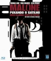Blu-Ray Malone - Puxando O Gatilho - Thomas Jane - 953306