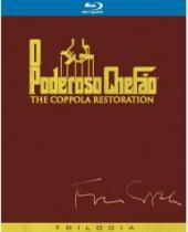 Blu-Ray O Poderoso Chefão - The Coppola Restoration (3 Bds) - 952988
