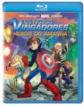 Blu-Ray Os Novos Vingadores - Heróis Do Amanhã - 1