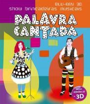 Blu-Ray Palavra Cantada - Show Brincadeiras Musicais 3d (2 Bds) - 2011 - 1