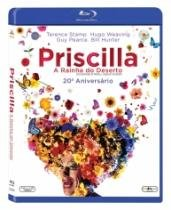 Blu-Ray Priscilla, A Rainha Do Deserto - Terence Stamp, Hugo Weaving - 1