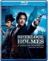 Blu-Ray Sherlock Holmes 2: O Jogo De Sombras - Robert Downey Jr., Jude Law - 953170