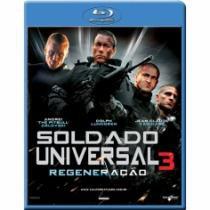 Blu-Ray Soldado Universal 3 - Jean-Claude Van Damme, Dolph Lundgren - 952407