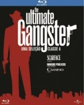 Blu-Ray The Ultimate Gangster Collection (3 Bds) - 953148