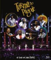 Blu-Ray Turma Do Pagode - O Som Das Multidões - 2012 - 953093