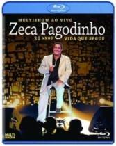 Blu-Ray Zeca Pagodinho - 30 Anos: Vida Que Segue - Multishow Ao Vivo - 2013 - 953147