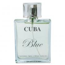 Blue Cuba Cuba Paris - Perfume Masculino - Eau de Parfum - 100ml - Cuba Paris
