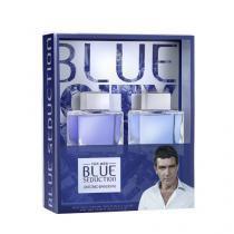 Blue Seduction Antonio Banderas - Masculino - Eau de Toilette - Perfume + Loção Pós Barba - Antonio Banderas
