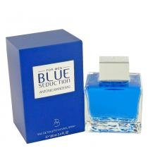Blue Seduction For Men Antonio Banderas - Perfume Masculino - Eau de Toilette - 100ml - Antonio Banderas