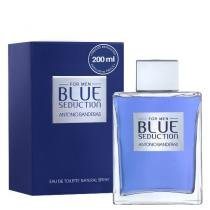 Blue Seduction For Men Antonio Banderas - Perfume Masculino - Eau de Toilette - 200ml - Antonio Banderas