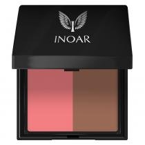 Blush Inoar Make - Mosaico Duo -
