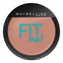 Blush Maybelline Fit Me! 01 Tão Eu 7g -