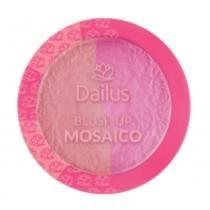 Blush Up Mosaico 06 Rosa Floral 9g - Dailus Color - Dailus