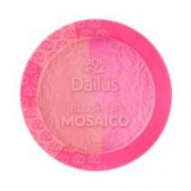 Blush Up Mosaico Dailus - Rosa Floral -