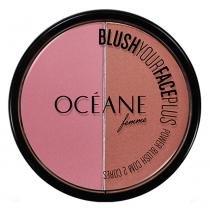 Blush Your Face Plus Océane - Duo de Blush - Océane