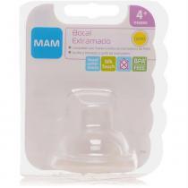Bocal Extramacio Starter 4+ meses MAM 7123 -