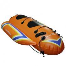 Bóia Banana Boat Inflável Jet Bob Nautika 2 Pessoas Barco -