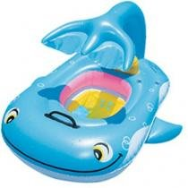Bóia Infantil Bote Sunshade Seat - Nautika