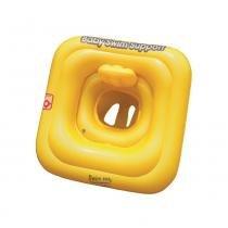 Boia Quadrada Swim Safe Bel Fix para Bebê 69 cm - 69 CM - BEL LAZER