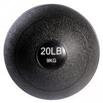 Bola de Arremesso Slam Ball 9KG Preta ACTE T112 - Acte sports