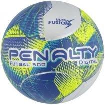 Bola de Futsal 500 Digital Ultra Fusion VII OFicial - Penalty 1faac0a1117f7