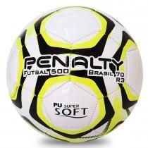 0442ad3a7a62d Bola de Futsal Penalty Brasil 70 500 R3 IX -