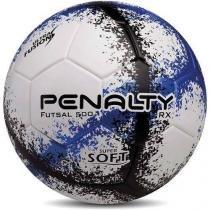 Bola De Futsal Rx 500 R3 Bc-Az-Pt Penalty - 996693013696d