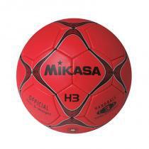 353d29ba54525 Bola De Handebol Mikasa H3-R Vermelha -