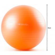 Bola de Pilates Ginástica Yoga Fisioterapia Hidrolight 55cm FL13A -