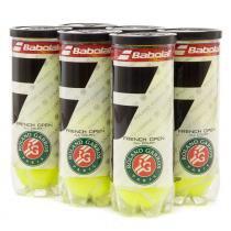 Bola de Tênis Babolat Roland Garros All Court Pack com 06 Tubos - Babolat