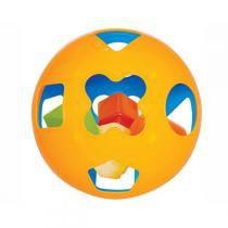 Bola Didática - Merco Toys - Mercotoys