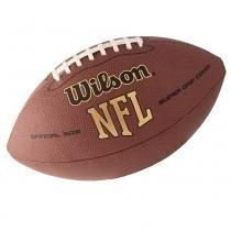 4fb5d5b1c4 Bola Futebol Americano Wilson Nfl Super Grip -