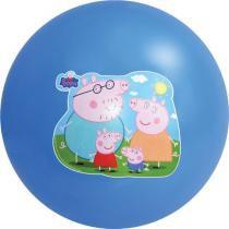 Bola Infantil Peppa Pig Vinil N 8 Lider -