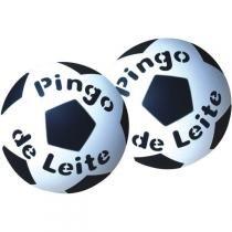 Bola Infantil Pingo De Leite Vinil N 8 Vazia Pct.C/12 Lider -