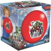 Bola Infantil The Avengers Vinil N 8 Lider - Lider