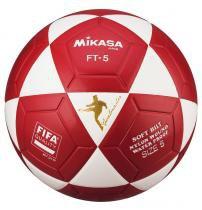 fad614641 Bola Oficial Futevôlei FT5 Edição Limitada Natalia Guitler - Mikasa