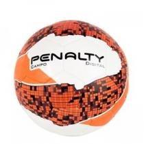 Bola Penalty Campo Digital Laranja -