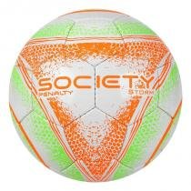 Bola Society Penalty Storm VIII Com Costura - c34e1763edf2b