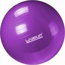 Bola Suíça para Pilates 55 CM LIVEUP LS3221 55 Roxo - LIVEUP