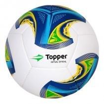 Bola Topper Futsal V12 - cd4bf7e6ec7f6